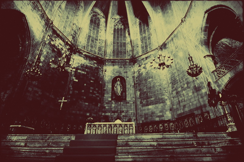Altar to the Eternity