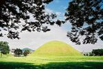 Title: Burial Mound