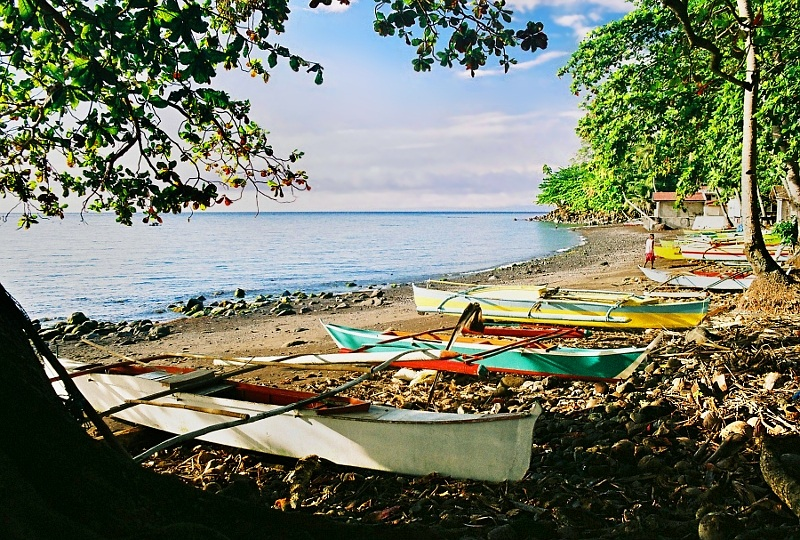 Camiguin Fishing Boats