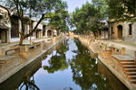 Title: Huishan Ancient Town