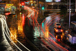 Title: Light Trails in KaipingNikon D 90