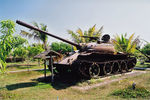 Title: Khmer Rouge Tank