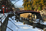 Title: Shinkyo Bridge, Nikko