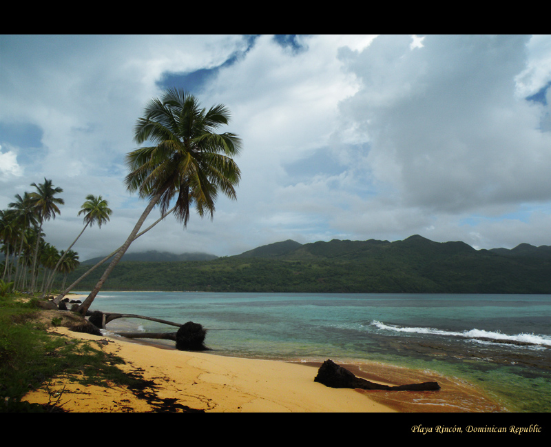 Impossible beauty of Plya Rincon