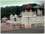 Title: The Temple of the Sacred Tooth Relic