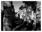 Title: Shadows from the Stone PillersCanon PowerShot SD600