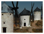 Title: The Windmills of Andalusia