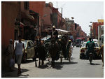 Title: In Old Marrakesh
