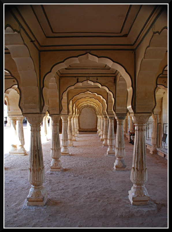 Meeting Place - Aamir Fort