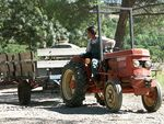 Title: The farm tractor Renault R50Olympus C-5060 WIDE ZOOM