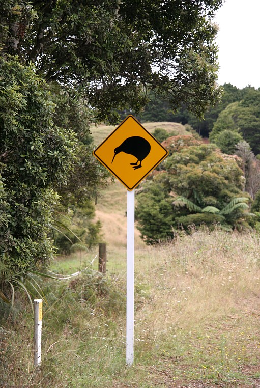 special NZ´s sign