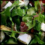 Title: Salad Close UpCanon G5
