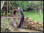 Title: Water wheel
