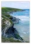 Title: Newquay coast pathPentax *ist DL
