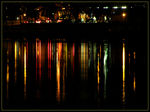 Title: lights on the water