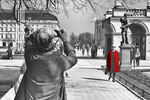 Title: Lady in redCanon 40D