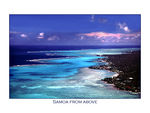 Title: Samoa from aboveMinolta Dynax 505si Super