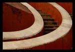 Title: red stairs