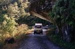 Title: A Mountain-Road ????Yashica FX 3 Super