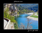 Title: Again...The Ardeche and RiverNikon Coolpix 880