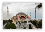 Title: The Aya Sofia Turkey