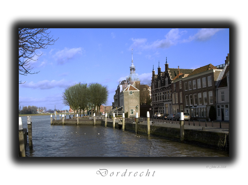Dordrecht ..A Town to see !