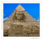 Title: The Sphinx, Giza Plateau,  Cairo Egypt