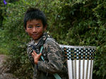 Title: A boy with back-basketCanon EOS 20D