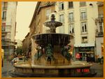 Title: Fountain at Grenoble