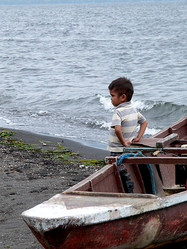 the boy and the boat