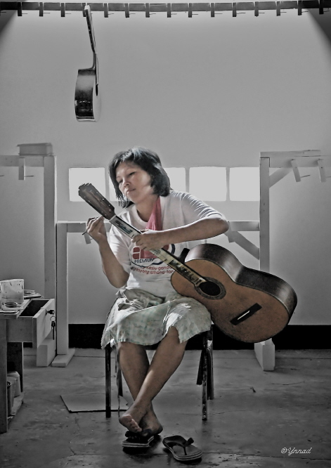 The Guitar Woman