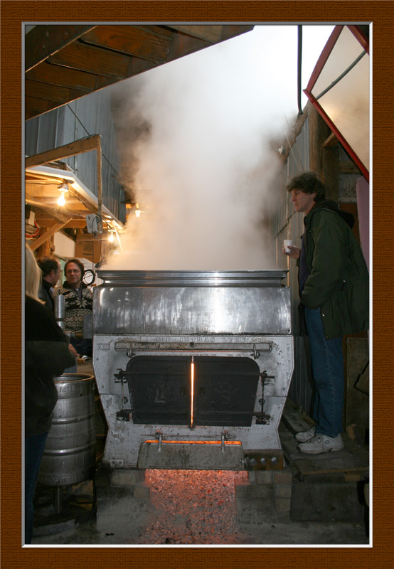 Used Tire Places >> TrekLens   Maple Syrup Boiler Photo