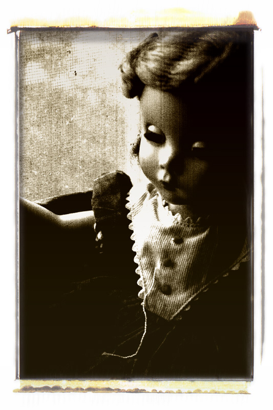 The Doll That Time Forgot