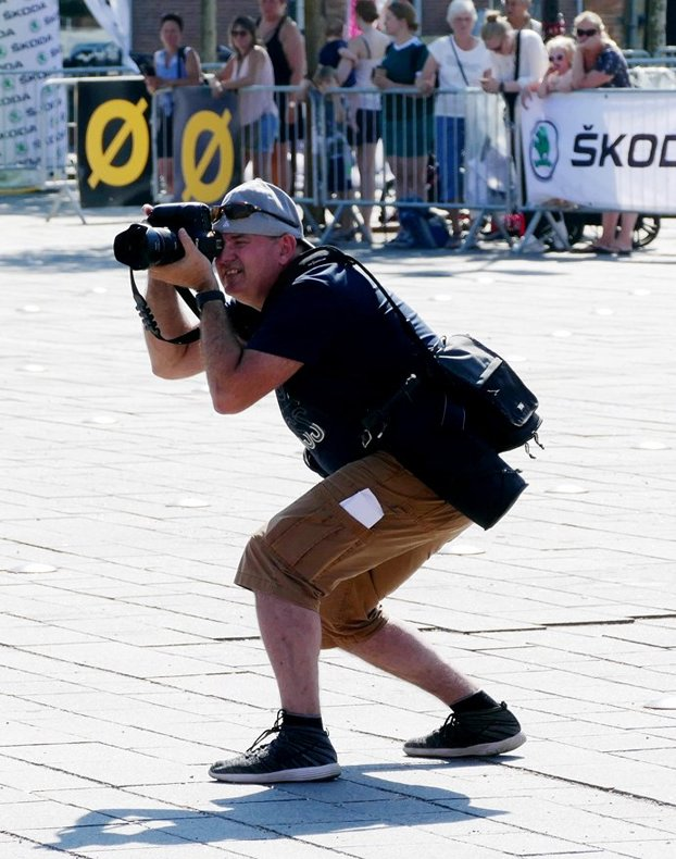 a Real Photographer