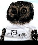 Title: Owl T ShirtLeica V-Lux 4