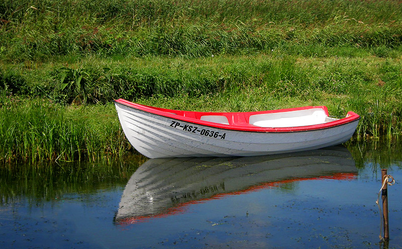 Simply a boat