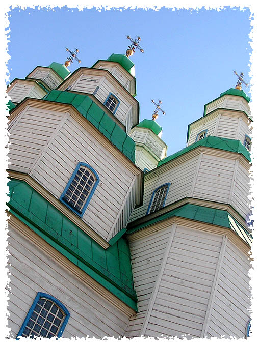 old cossack's church