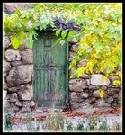 Title: old door