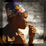 Title: WOMAN from Namibia II