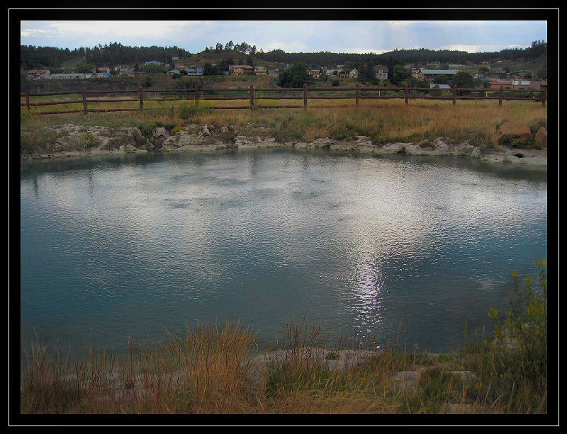 The Great Pagosa Hot Springs