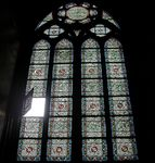 Title: Open Pane of Stained GlassNikon Coolpix 5700