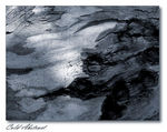 Title: Cold Abstract