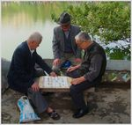 Title: Lakeside Chess