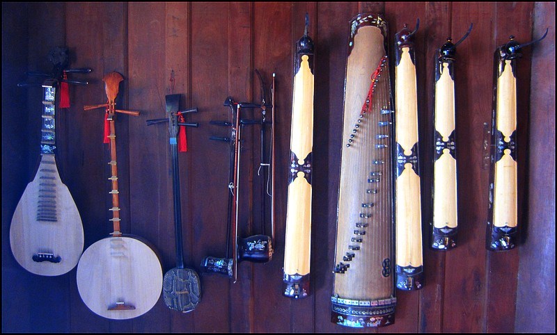 Tradional Instruments