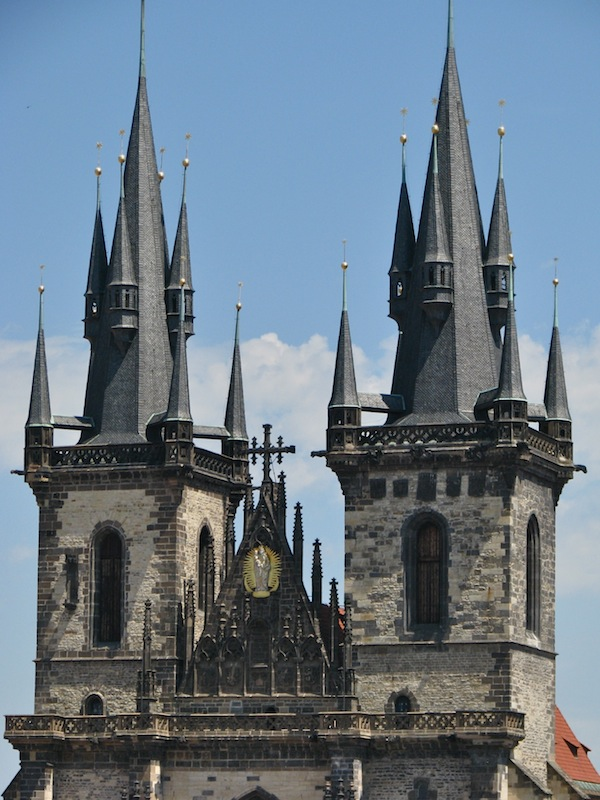 The Towers of Tyn