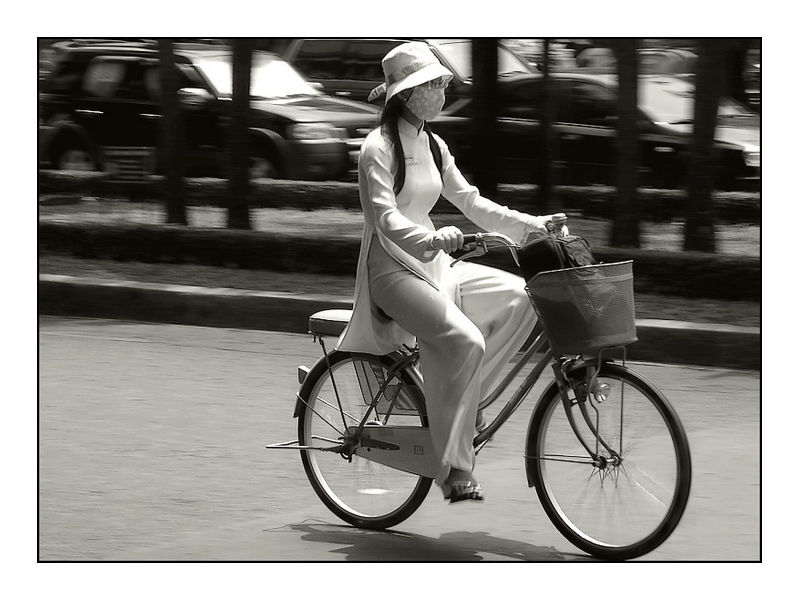 Life, is like a bicycle