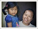 Title: Light from a mother ...Canon EOS 5D