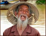 Title: Faces from Vietnam II ...Canon 450D Rebel XSi