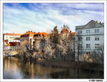 Title: Prague - At the river side...SONY DSC-P10