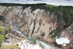 Title: Grand Canyon of YellowstoneCanon EOS Rebel XT (350D)